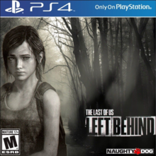 Box art for the game The Last of Us: Left Behind