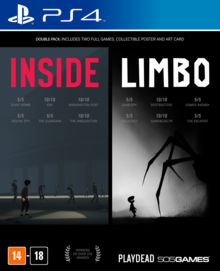 Box art for the game Inside / Limbo