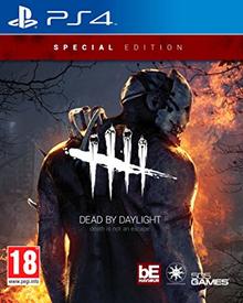 Capa do jogo Dead By Daylight