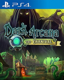 Box art for the game Dark Arcana: The Carnival