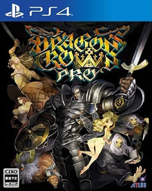 Capa do jogo Dragon's Crown Pro