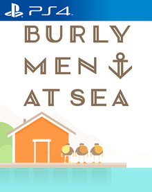 Box art for the game Burly Man At Sea