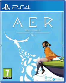 Box art for the game AER - Memories of Old