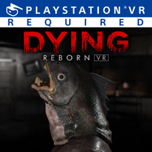 Box art for the game Dying Reborn VR