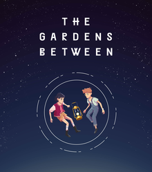 Box art for the game The Gardens Between