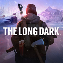 Box art for the game The Long Dark