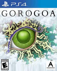 Box art for the game Gorogoa