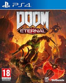 Box art for the game Doom Eternal