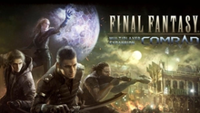 Box art for the game Final Fantasy XV : Comrades