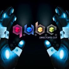 Box art for the game Q.U.B.E: Director's Cut