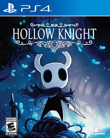 Capa do jogo Hollow Knight: Voidheart Edition