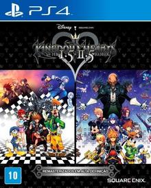 Box art for the game Kingdom Hearts HD 1.5 + 2.5 ReMIX ( Kingdom Hearts ll Final Mix )