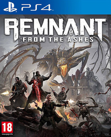 Box art for the game Remnant: From the Ashes