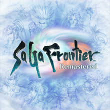 Box art for the game SaGa Frontier Remastered