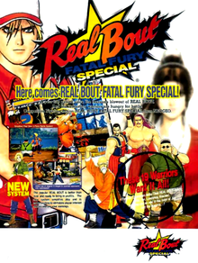 Box art for the game Real Bout Fatal Fury Special