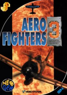 Box art for the game Aero Fighters 3