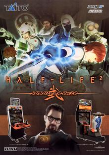 Box art for the game Half-Life 2: Survivor Ver2.0