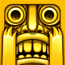 Box art for the game Temple Run