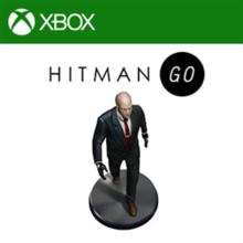 Box art for the game Hitman GO