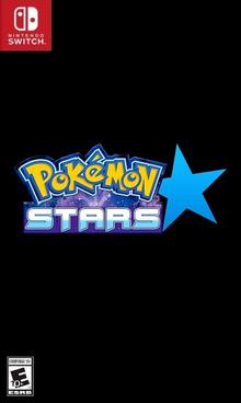 Box art for the game Pokemon Stars