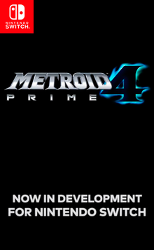Box art for the game Metroid Prime 4