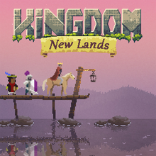 Box art for the game Kingdom: New Lands