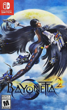 Box art for the game Bayonetta 2