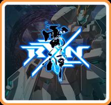 Box art for the game RXN: Raijin