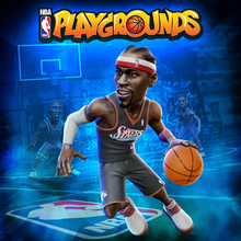 Box art for the game NBA Playgrounds: Enhanced Edition