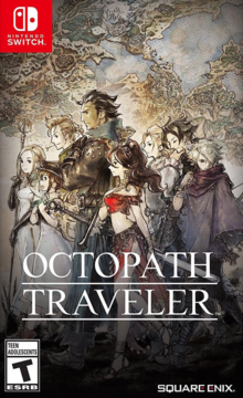 Box art for the game Octopath Traveler