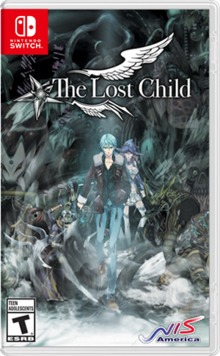 Box art for the game The Lost Child
