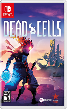 Box art for the game Dead Cells