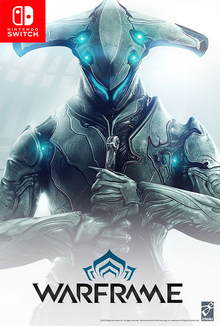 Box art for the game Warframe