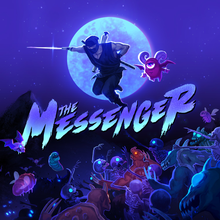 Box art for the game The Messenger