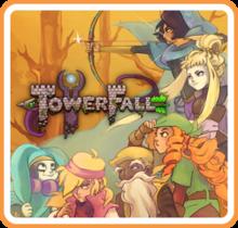 Capa do jogo TowerFall