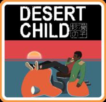 Box art for the game Desert Child