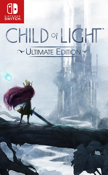 Box art for the game Child of Light Ultimate Edition