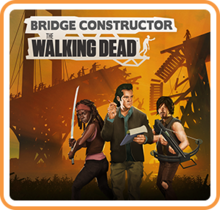 Box art for the game Bridge Constructor: The Walking Dead