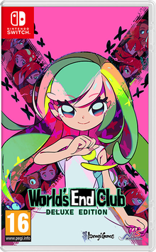 Box art for the game World's End Club