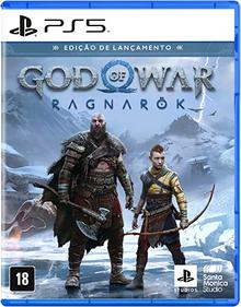 Box art for the game God of War: Ragnarok