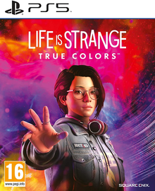 Box art for the game Life is Strange: True Colors