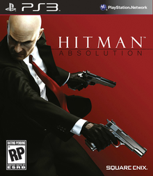 Box art for the game Hitman: Absolution