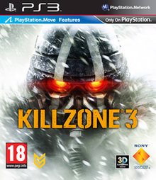 Box art for the game Killzone 3