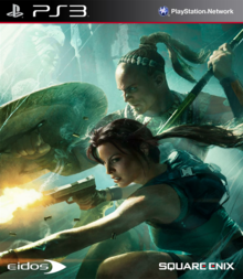 Box art for the game Lara Croft and the Guardian of Light