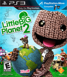 Box art for the game LittleBigPlanet 2