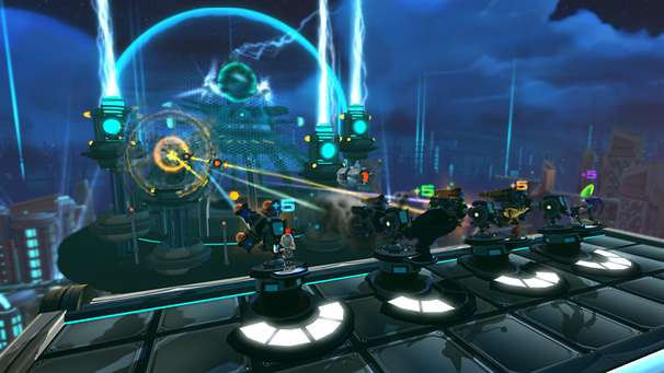 ratchet and clank all 4 one characters