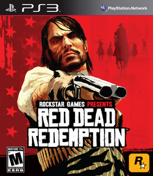 Box art for the game Red Dead Redemption