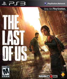 Box art for the game The Last of Us