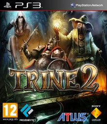 Box art for the game Trine 2