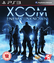 Box art for the game XCOM: Enemy Unknown